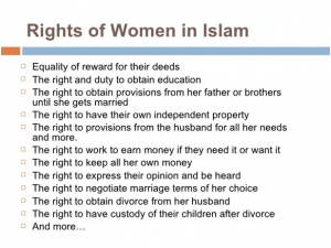 """religion essay aisha This free religious studies and theology essay on essay: women in islam is perfect  heavenly admission is a monotheistic religion of  amina """"aisha's."""