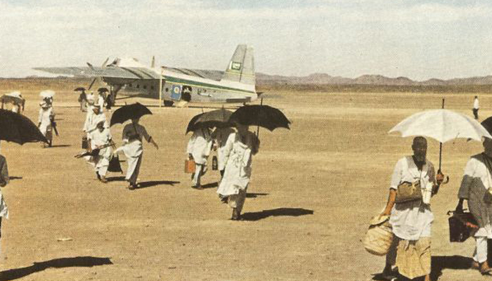 jeddah air port1953