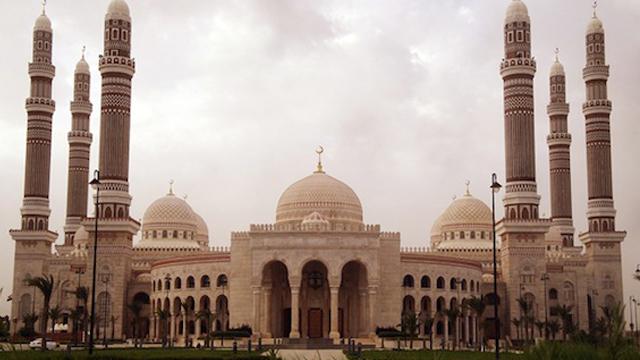 Mosque of Sanaa