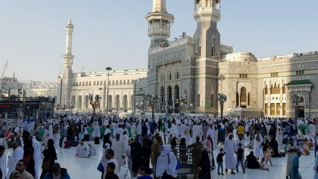 Choose the Right Hajj