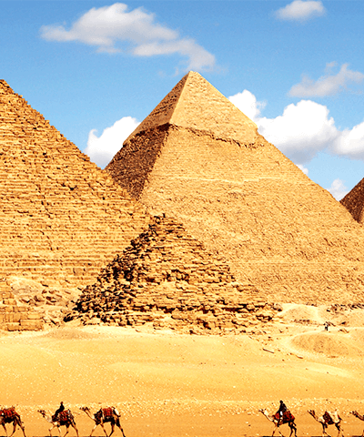 2 Nights / 3 Days Egypt Package 2