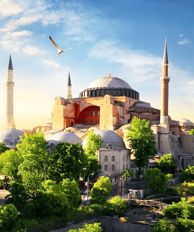3 Nights / 4 Days Istanbul Package 3