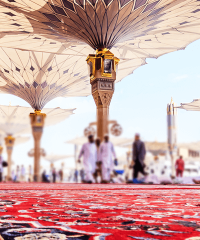 Young Couple Umrah Package 3 Nights