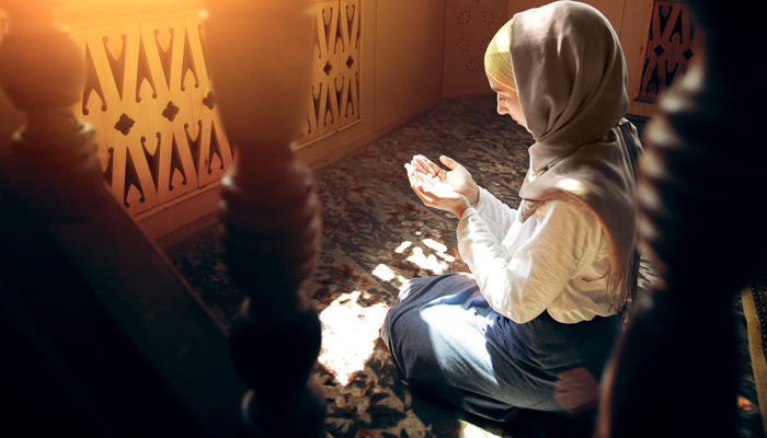 Offering the Salat