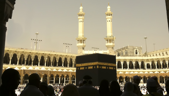 in which hijri first hajj performed