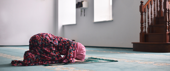 Right way of offering salah
