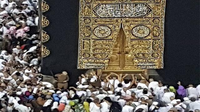Spiritual Acts of Worship during Hajj Pilgrimage