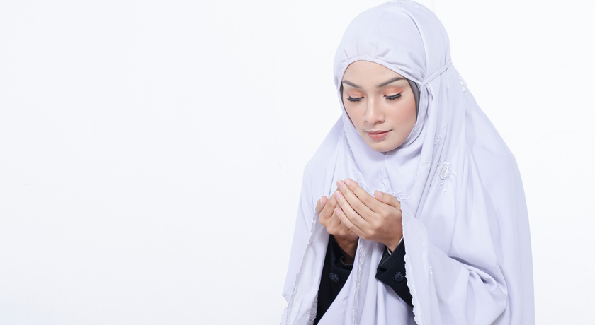 Proper Hajj Clothing for Women