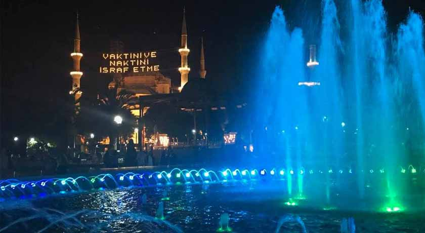 Istanbul, a piece of heaven on Earth