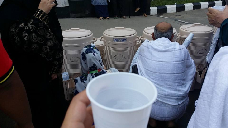 Benefits of Zamzam water