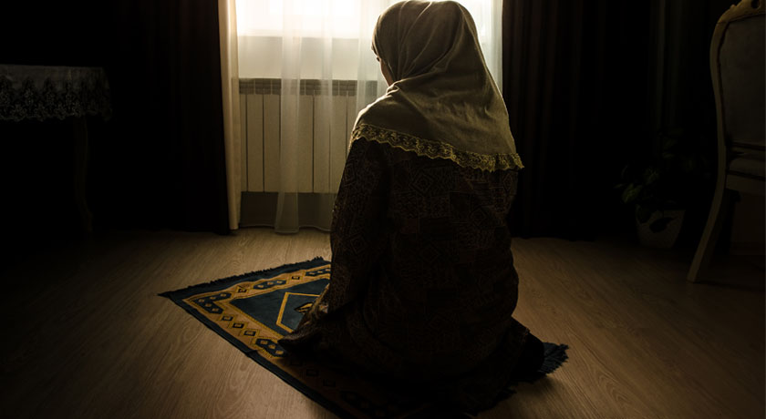 Time of performing prayer