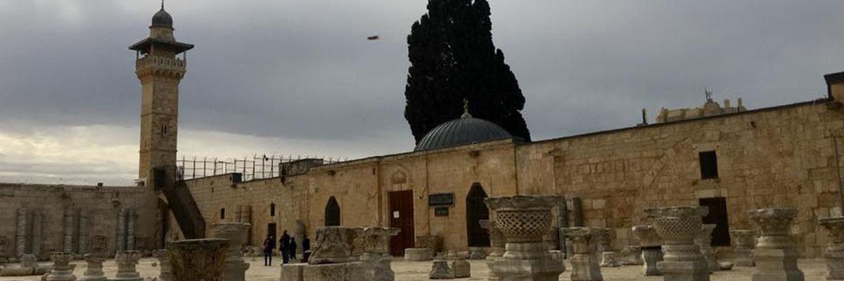 Masjid al-Aqsa-the Mosque of the Prophets of Islam