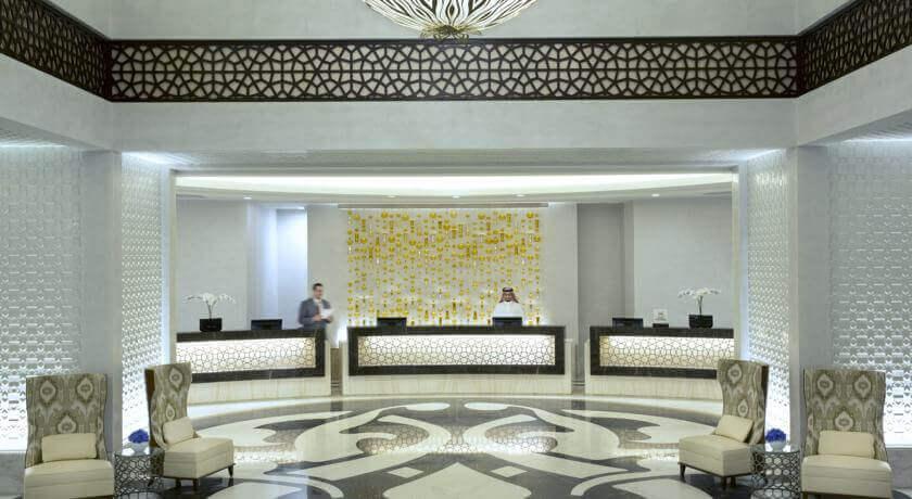Conrad Hotel - Makkah