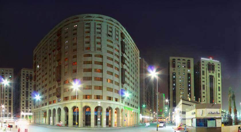 Dallah Taiba - Madinah