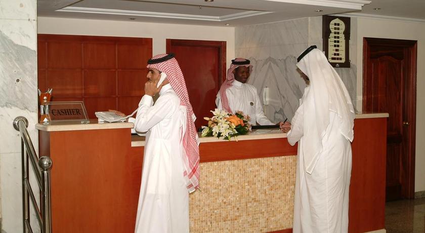 Dar Al Eiman Ajyad Hotel