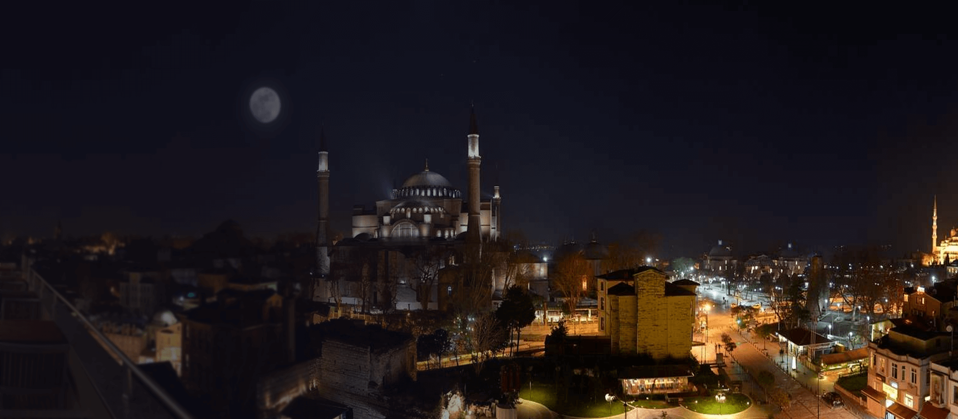 2 Nights / 3 Days Istanbul Package 1
