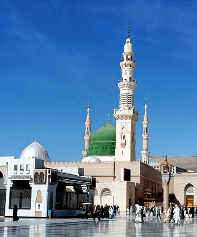 Deluxe Umrah Package 6 Nights
